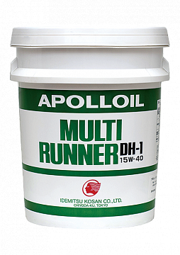 Apolloil Multi Runner 15W-40